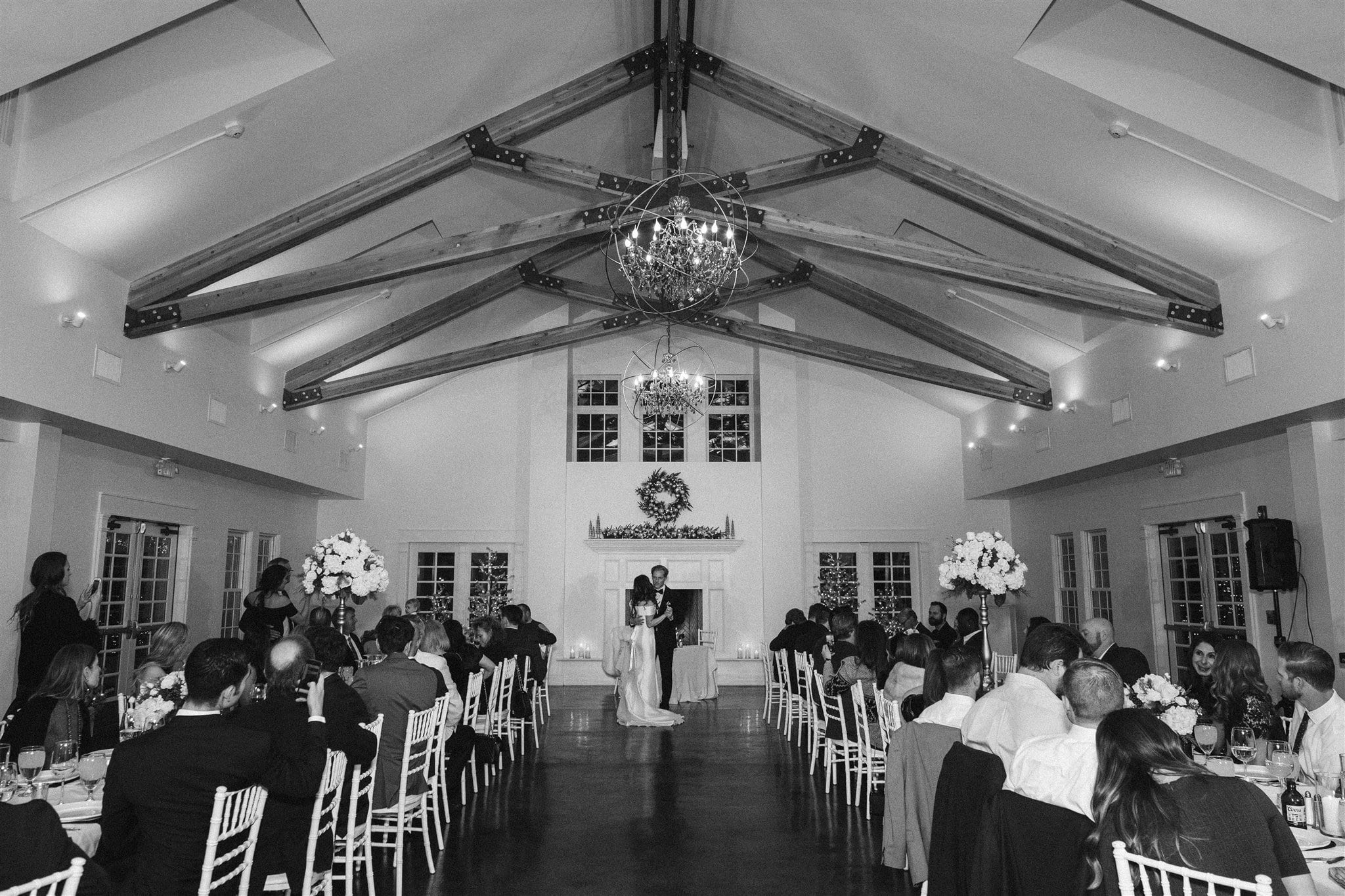 First dance at the Manor House in Denver