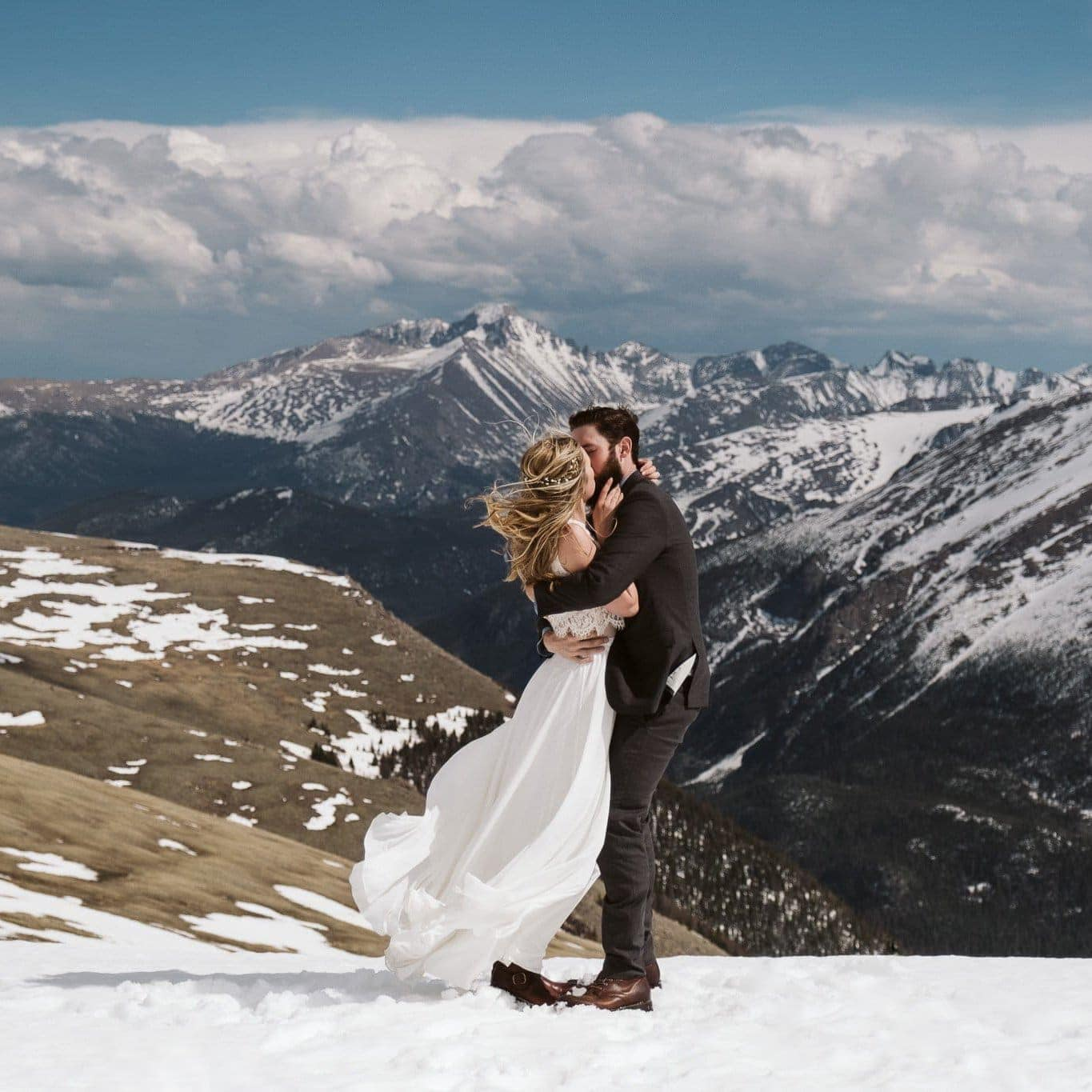 Colorado elopement photographer Larsen Photo Co.