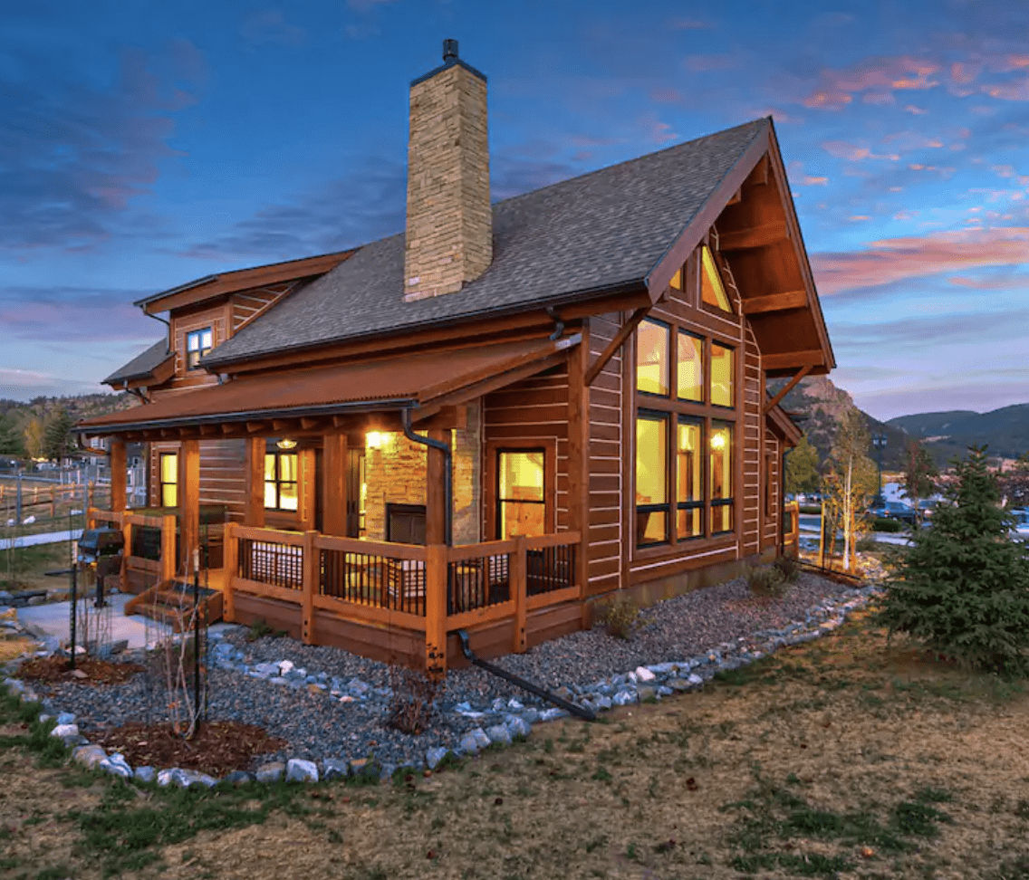 AirBnB near Rocky Mountain National Park