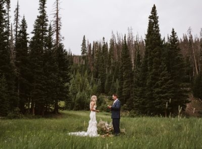 Jaylee + Riley's Hidden Valley Elopement