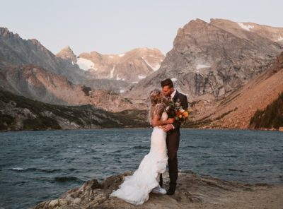 Lauren + Conor's Hiking Elopement