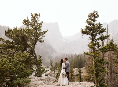 Dream Lake Weddings, Elopements, and Engagements