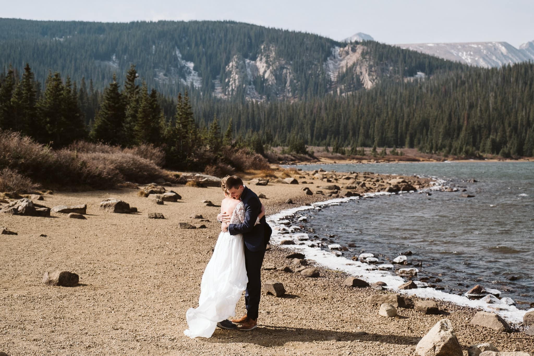 Brainard Lake elopement