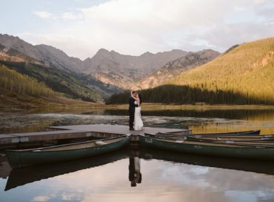 Shayna + Billy's Piney River Ranch Wedding