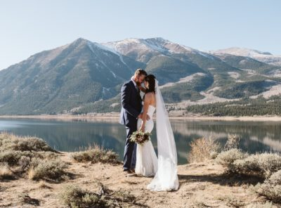 Megan + Evan's Buena Vista Wedding