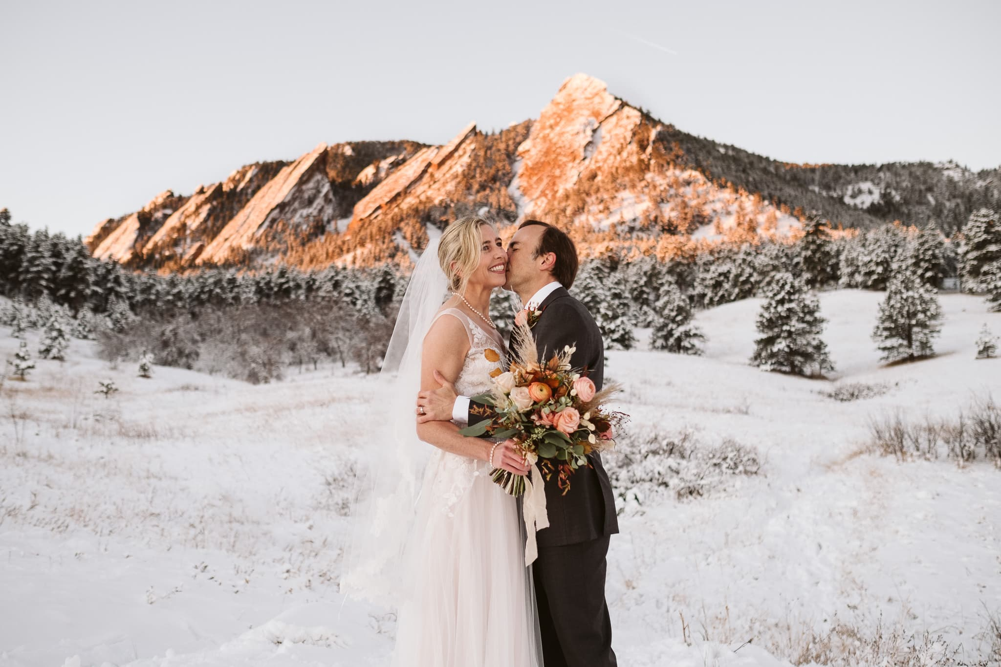 Chautauqua Park elopement in Boulder