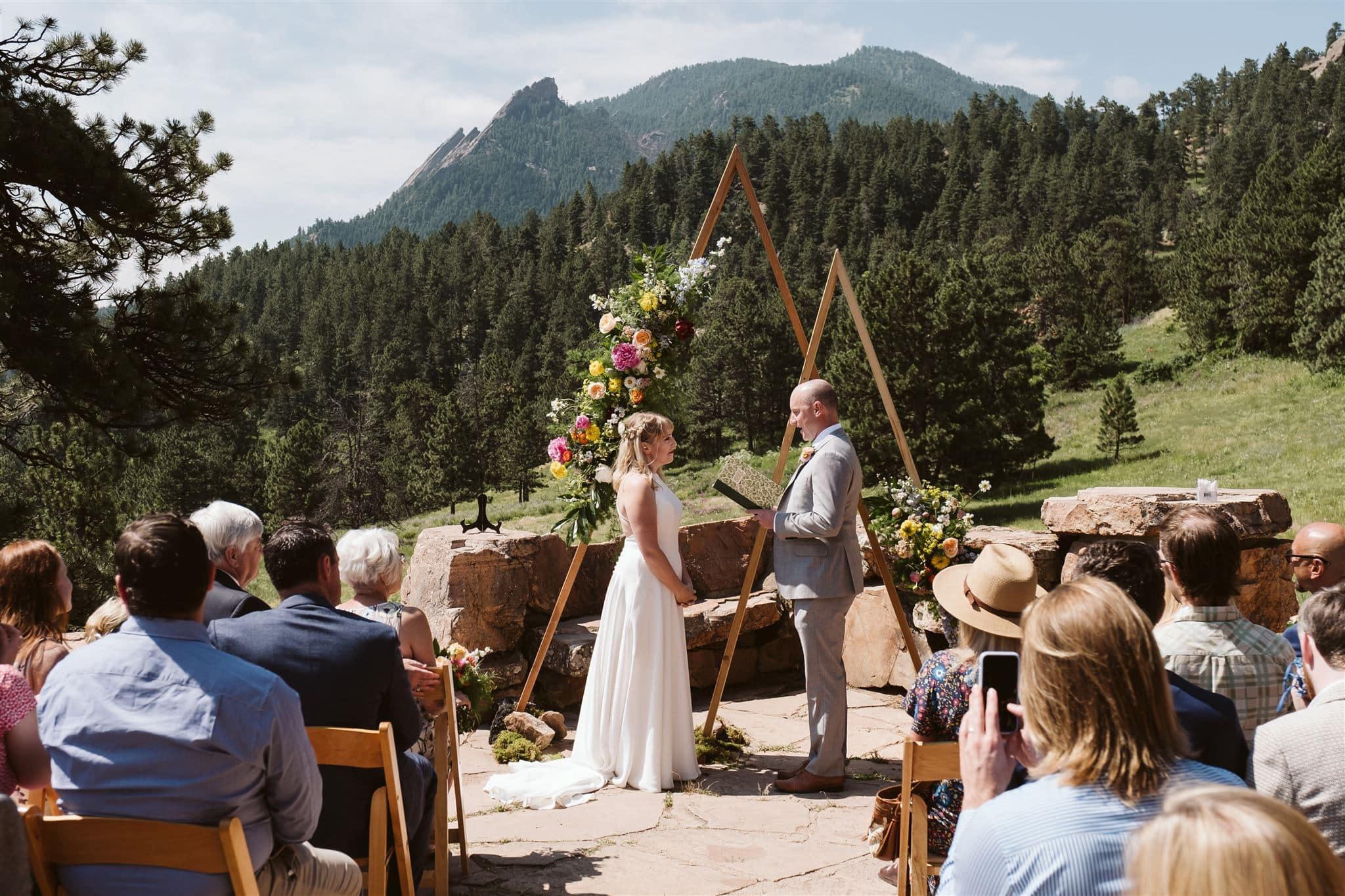 Halfway House wedding venue in Boulder