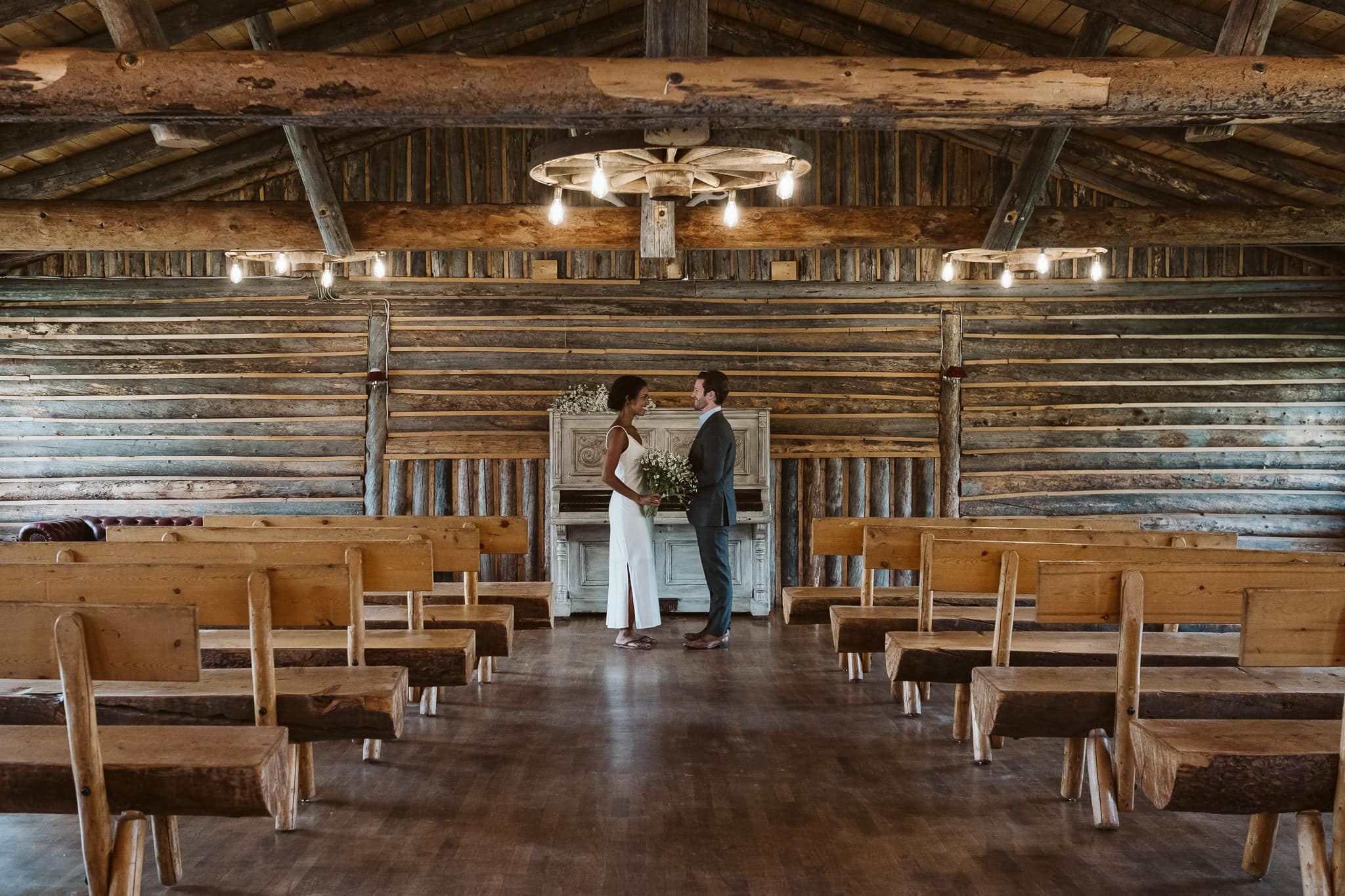 Meeker Park Lodge wedding inspiration in Allenspark, Colorado.