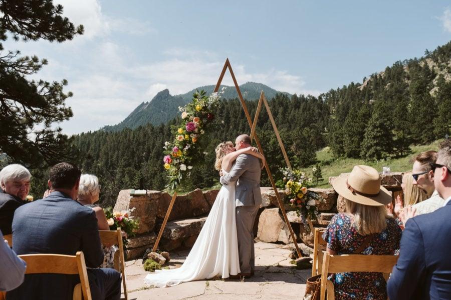 Halfway House elopement in Boulder