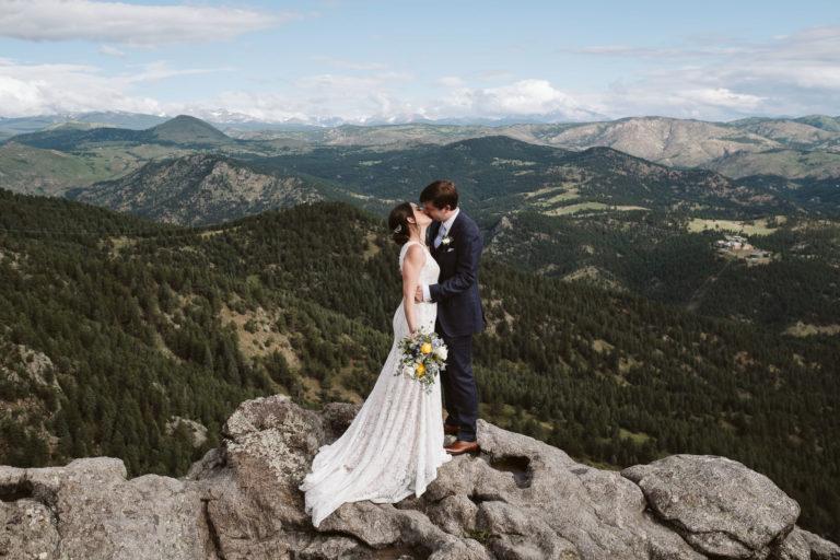 Lost Gulch Overlook in Boulder