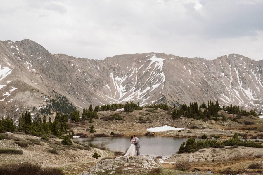 Colorado elopement packages